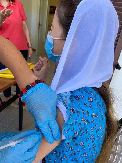 Seconda dose vaccinazione COVID-19