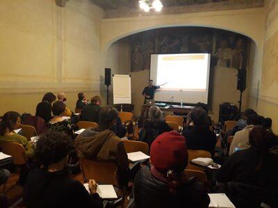 Attività formativa Firenze 05.11.2019
