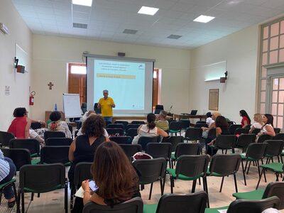 In aula. Trapani, 29-30 luglio 2020