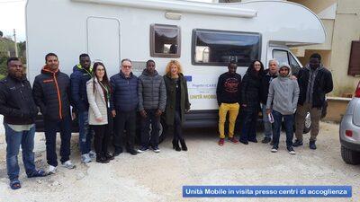 Unità Mobile Progetto ICARE Regione Sicilia