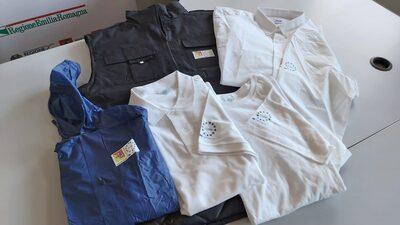 Abbigliamento vario