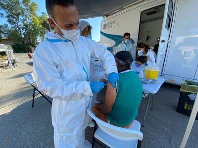Somministrazione vaccino
