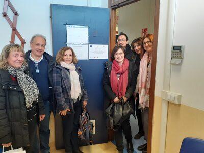 Site visit Regione Lazio - Asl Roma 2